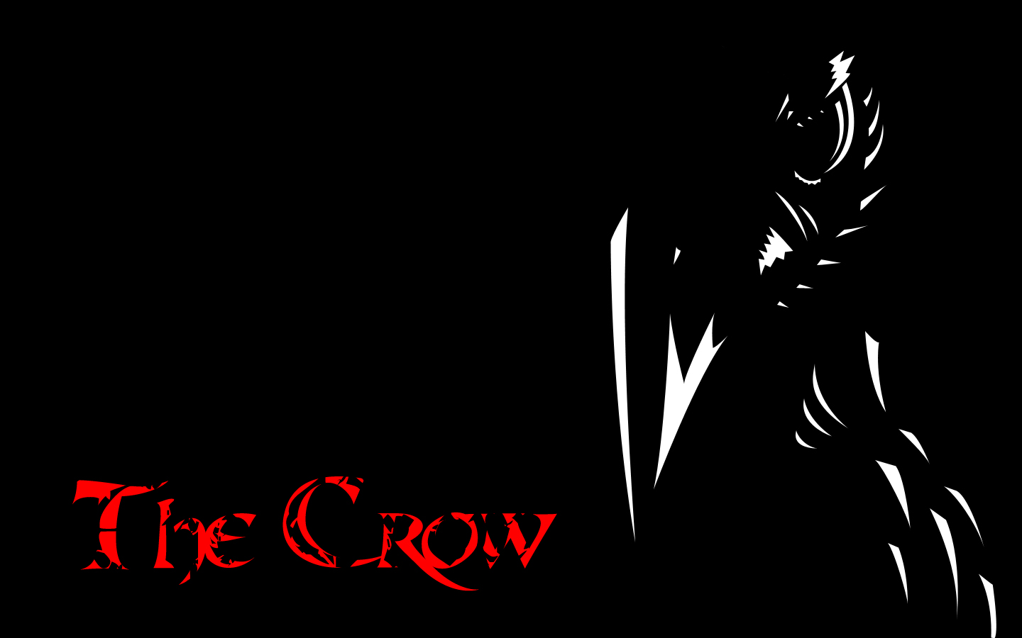 The Crow Wallpaper by Maskmaker24 on DeviantArt