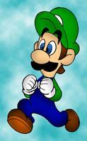 Collab: Luigi by HamSamwich
