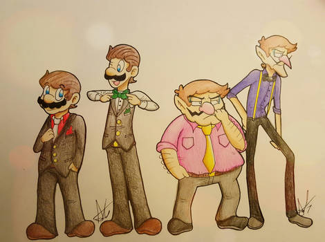 Fancy Bros.