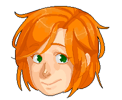 Anna Pixel Headshot by papyrus-tree