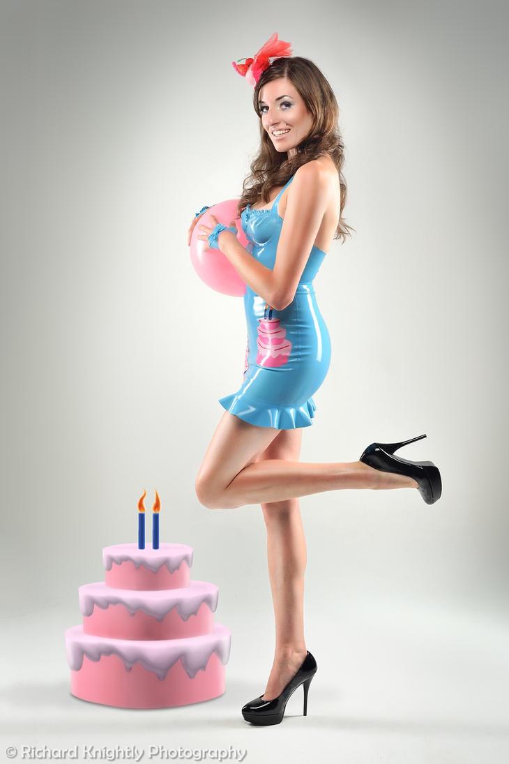 Cake Dress by RichardKnightly