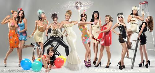 Feterati Girls Fashion Show by RichardKnightly