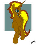 Pony Pre Pose: cosmic-light