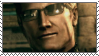 Albert Wesker Stamp by FearTheOverseer