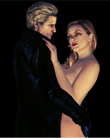 Wesker Family Affair by FearTheOverseer