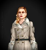 Alex Wesker Winter Coat by FearTheOverseer