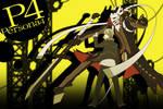 Persona 4 Yu and Izanagi