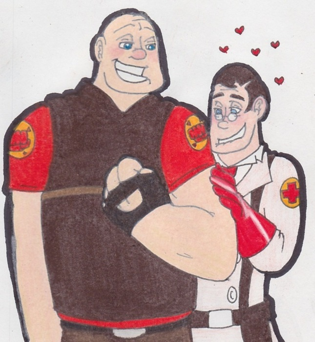TF2- So strong by AuttyAuttyOxenFree