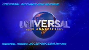 Universal Pictures 2012/2013 Logo REMASTERED