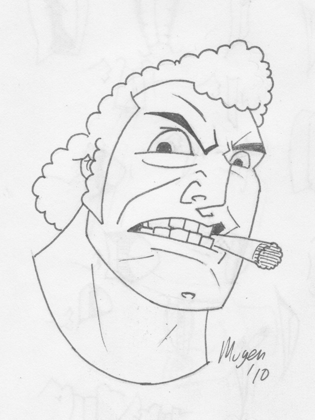 Brock Samsom by Mugey