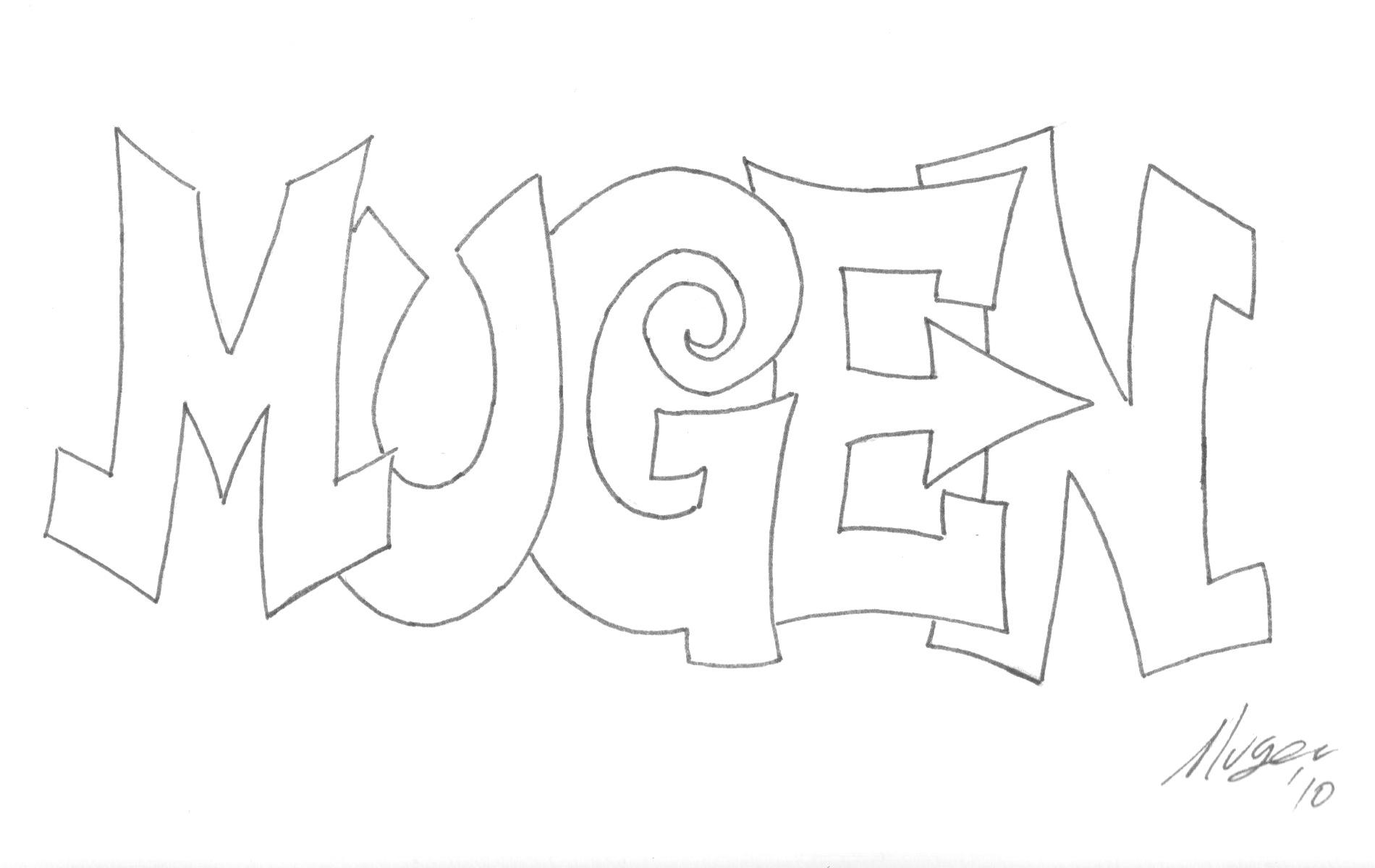 Mugen by Mugey