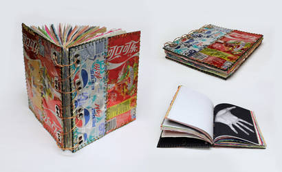 Soda Can Journal