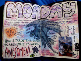 HtTYD Journal Page