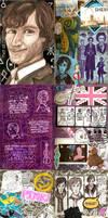 Senioritis: Sherlock Spreads