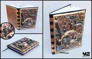 Copper Clockwork Journal