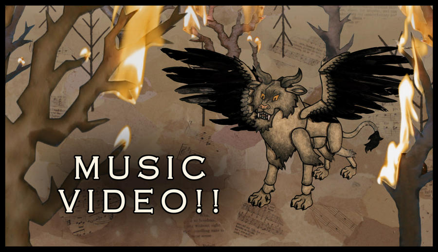 Check out the animated ''I'll Go'' music video!!