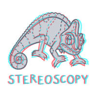 Stereoscopic Chameleon