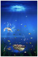 Underwater by Carmen-Ioneanu