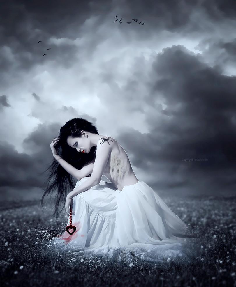 Beneath My Skin by Carmen-Ioneanu