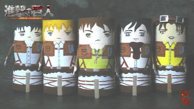 Attack On Titan puppet