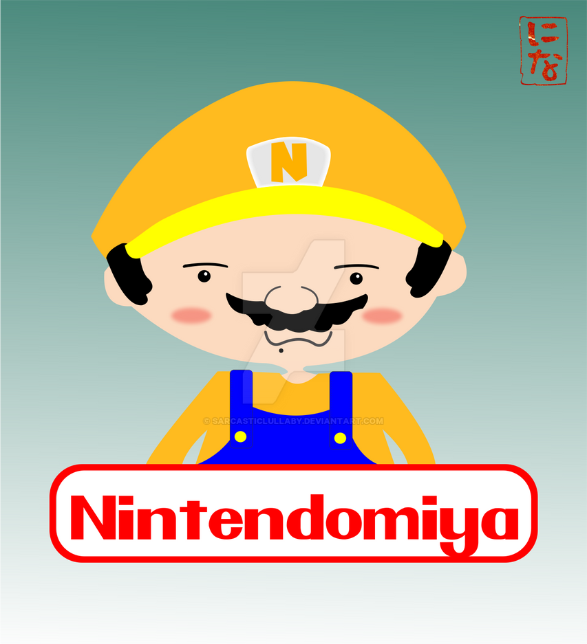 Nintendomiya by sarcasticlullaby