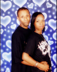 Me and my Wifey v.2 by The1Blur