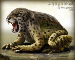 Lyaguleo by DeathBlacker