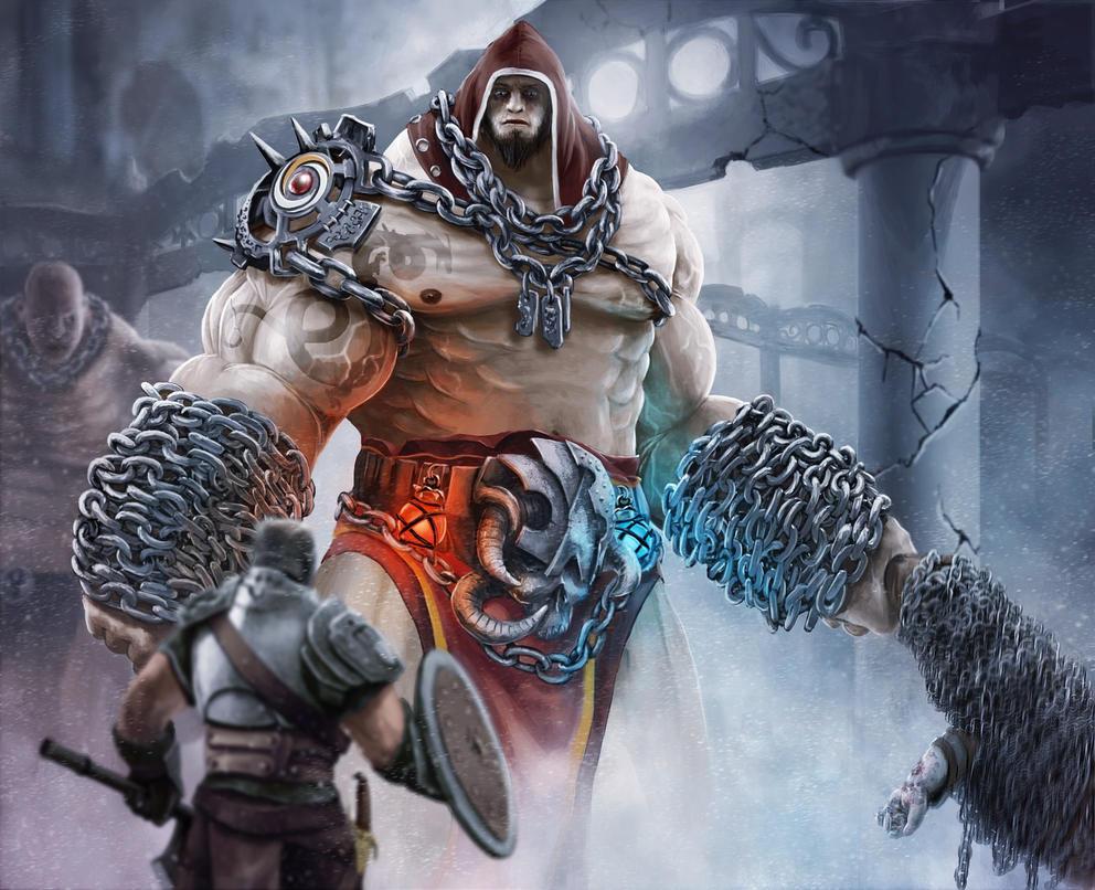 Blizzardfest by DeathBlacker