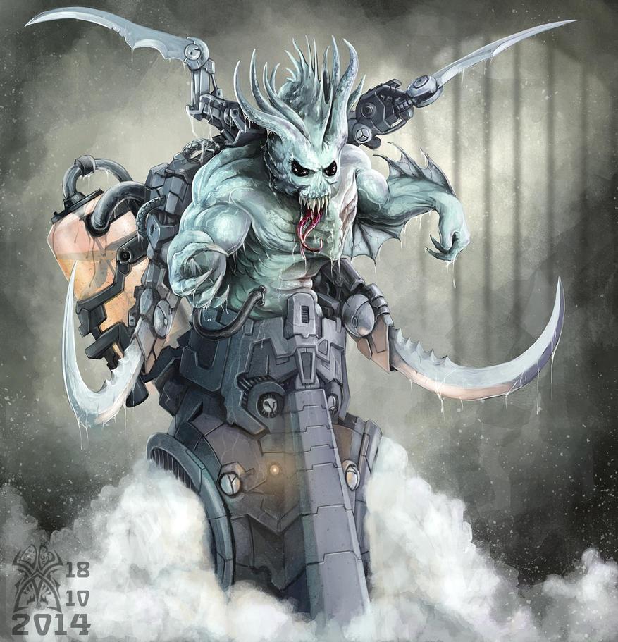 Sewerageman by DeathBlacker