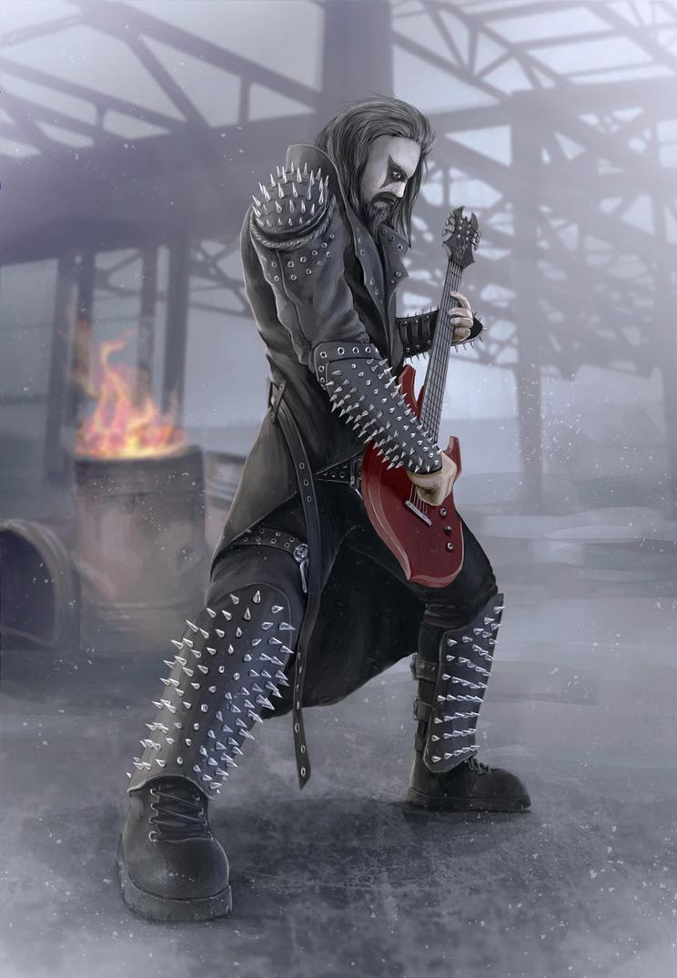 Metal by DeathBlacker