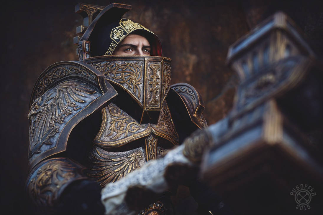 Warhammer 40000 Inquisitor cosplay