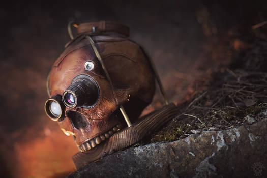 Warhammer 40000 Servo Skull