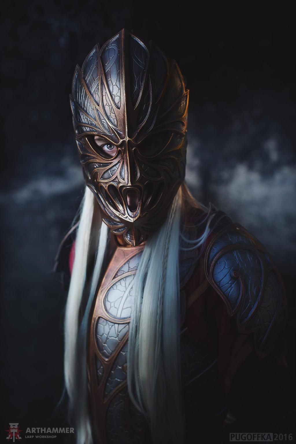 Original Elf Guardian cosplay/LARP
