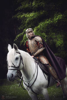 Original Mounted Guardian Elf
