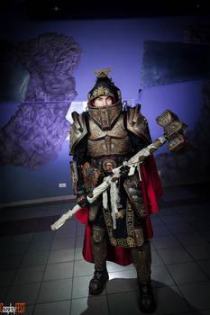 Warhammer 40000 Inquisitor cosplay