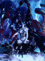 Dark Zodiac - Scorpio by IgnisSerpentus