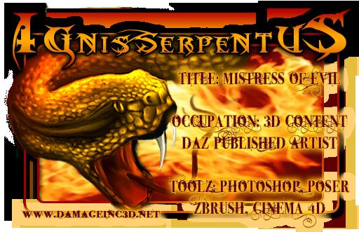 IgnisSerpentus's Profile Picture