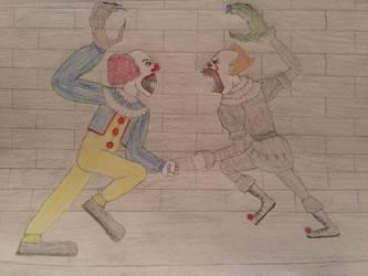 It vs It by schooldoorholder