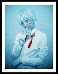 D.Gray-man by HKangae
