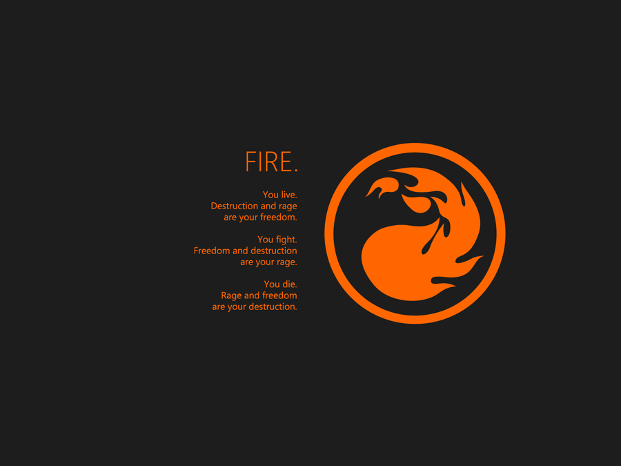 Fire By The Nightraven