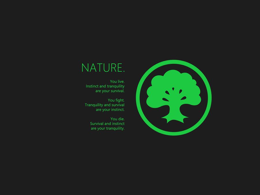 Nature By The Nightraven