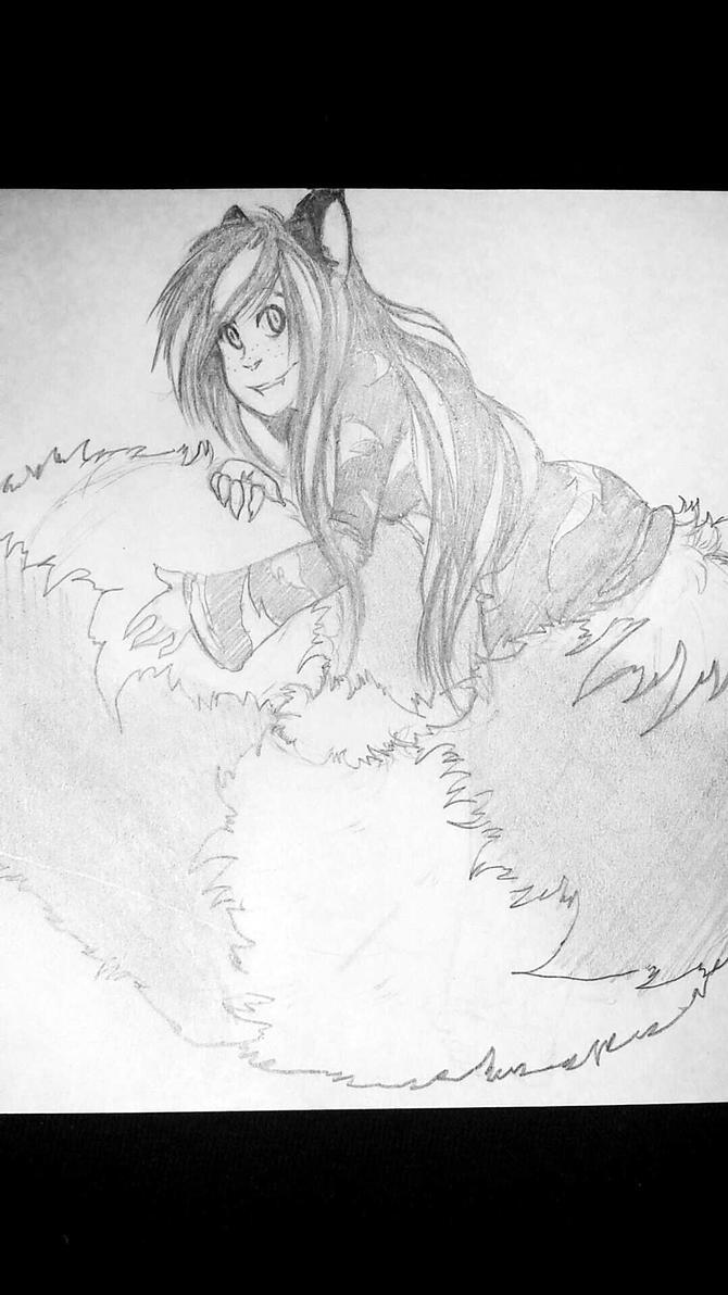 Chessy sketch by MissDarknessXIII