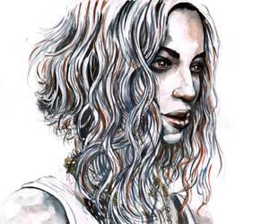 Beyonce by TinaFuresz