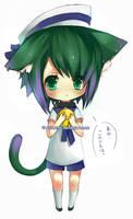 Lil Lexu Chibi by akirakirai