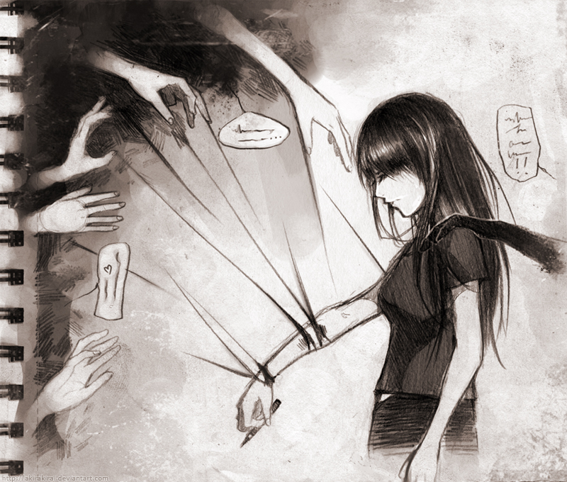+ Pressure + by akirakirai