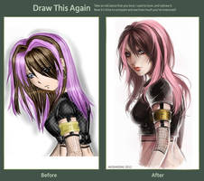 Draw this Again : Akira 2007-Now