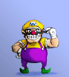 Can't go wrong with Wario by dokugami