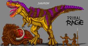 Sauron / the god of hunger