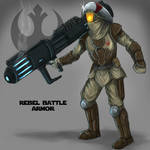 Rebel Battle Armor