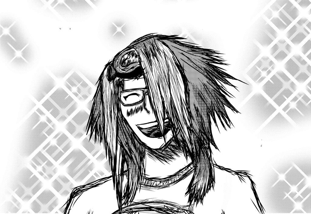my Manga-self :3 by orgxiiifreak